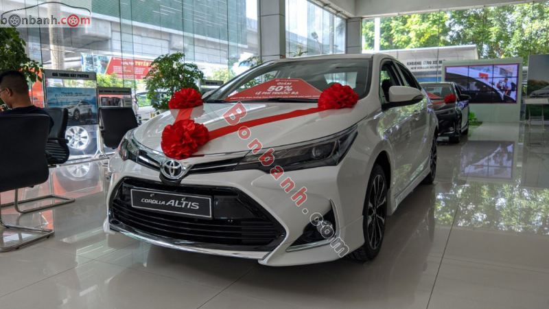 Toyota Corolla Altis 2020 - 2021 vừa ra mắt