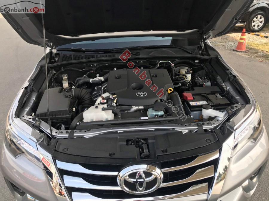 Động cơ của Toyota Fortuner 2020