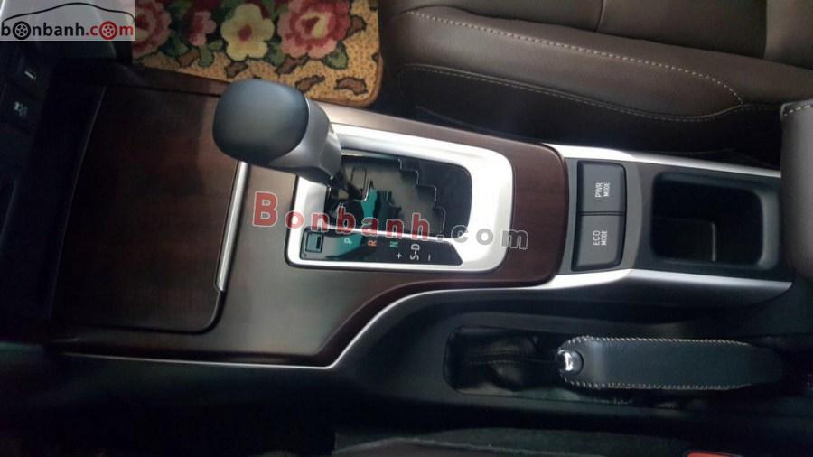Hộp số tự động trên Toyota Fortuner 2020