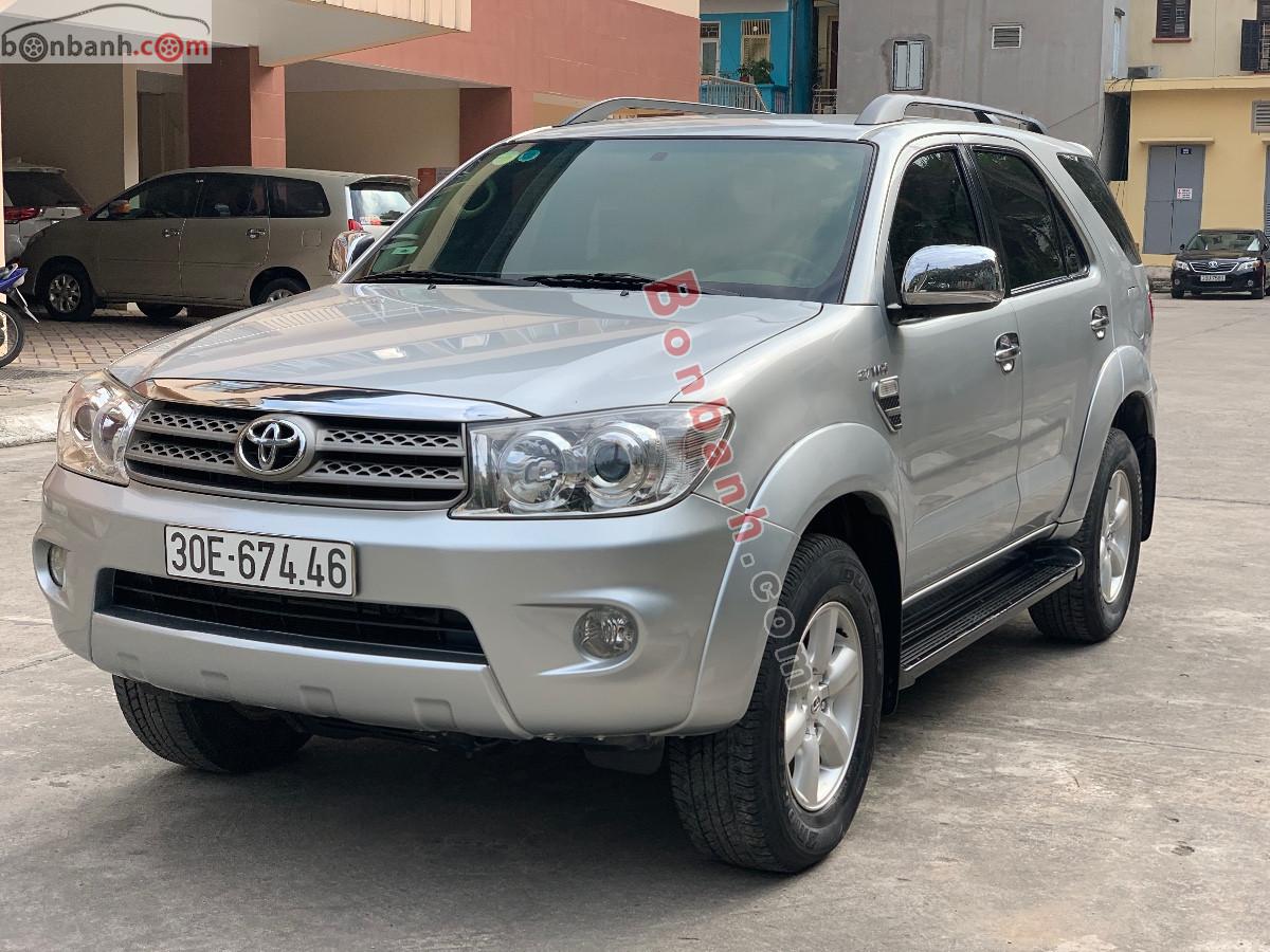 Toyota Fortuner 2009 tại Việt Nam
