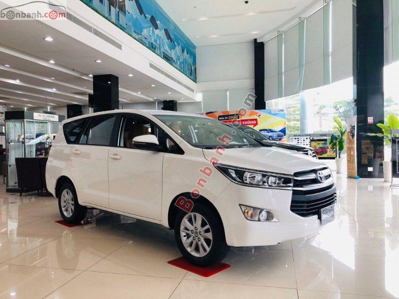 Ngoại thất Toyota Innova 2020