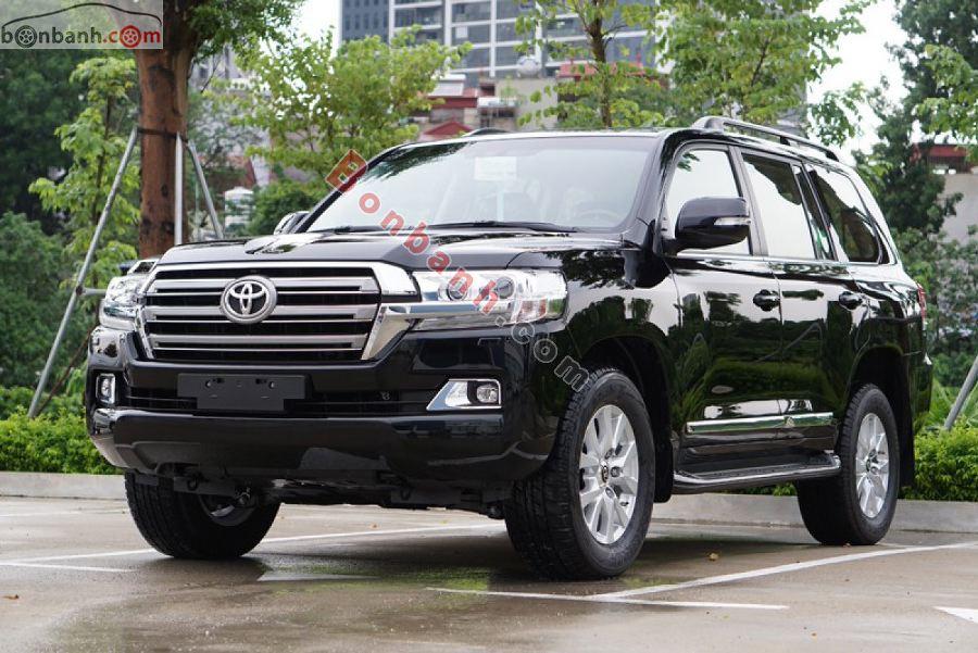 Ngoại thất của Toyota Land Cruiser 2020