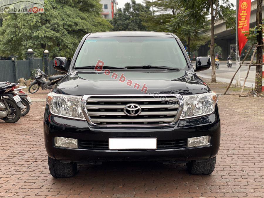 Toyota Land Cruiser 2011 tại Việt Nam