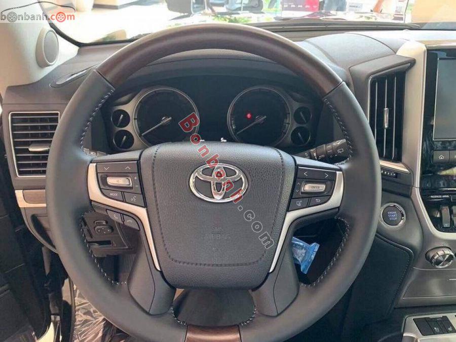 Vô lăng Toyota Land Cruiser 2021