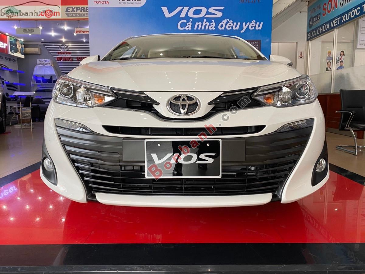 Đầu xe thiết kế mới của Toyota Vios 2020