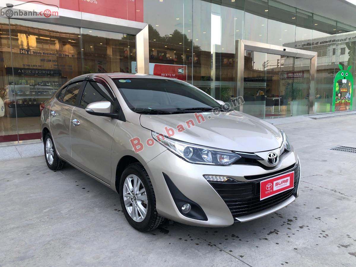 Toyota Vios 2018 (Facelift)