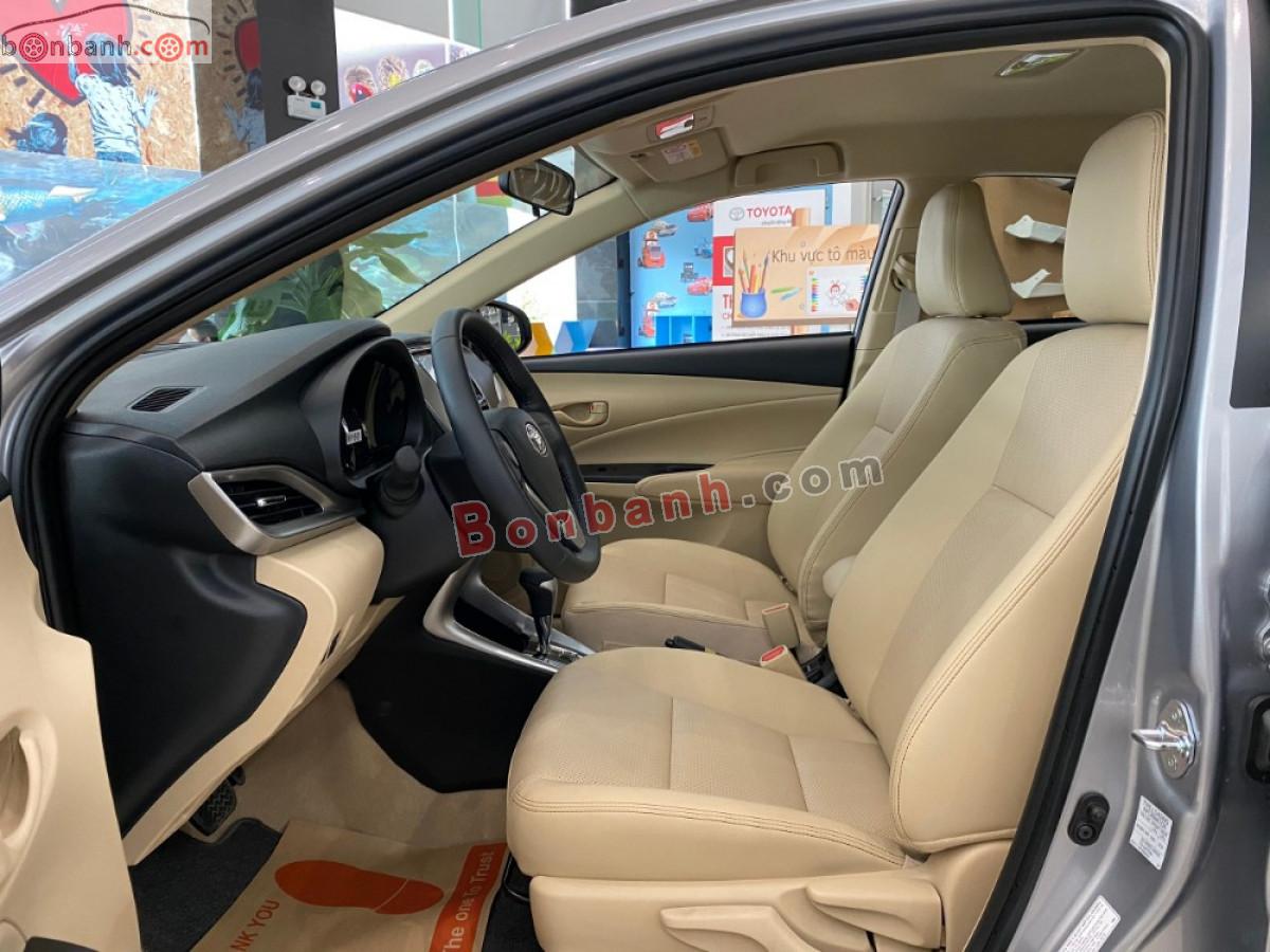 Hàng ghế trước Toyota Vios 2020