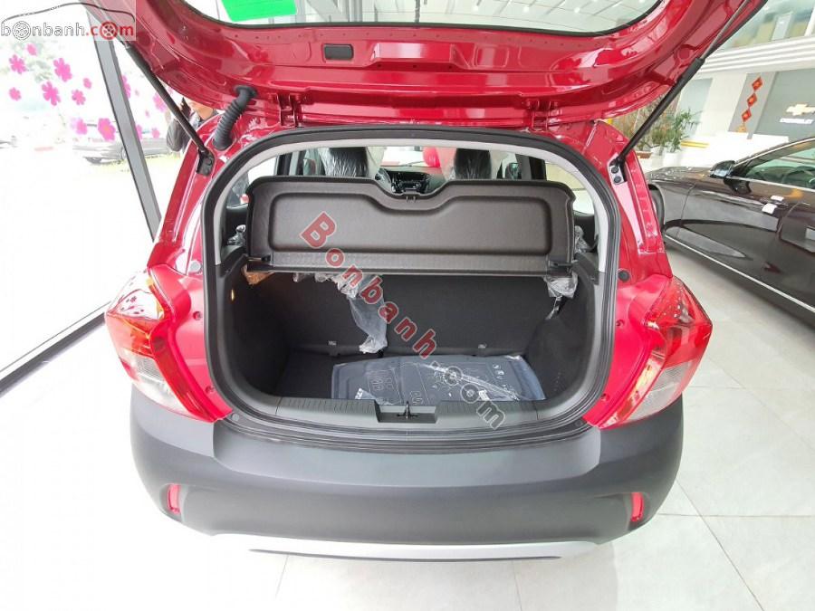 Khoang hành lý của Vinfast Fadil 2020
