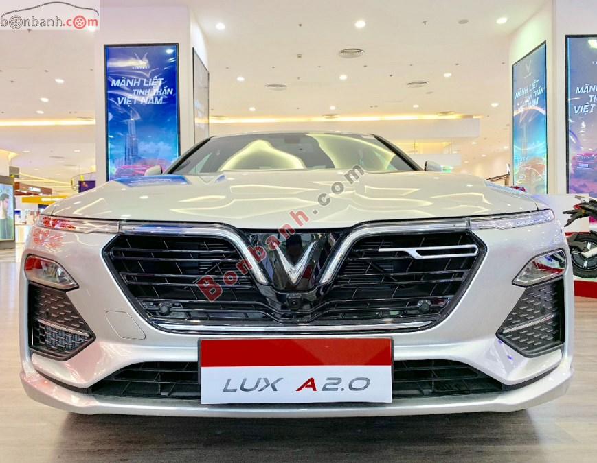 Đầu xe Vinfast Lux A2.0 2020