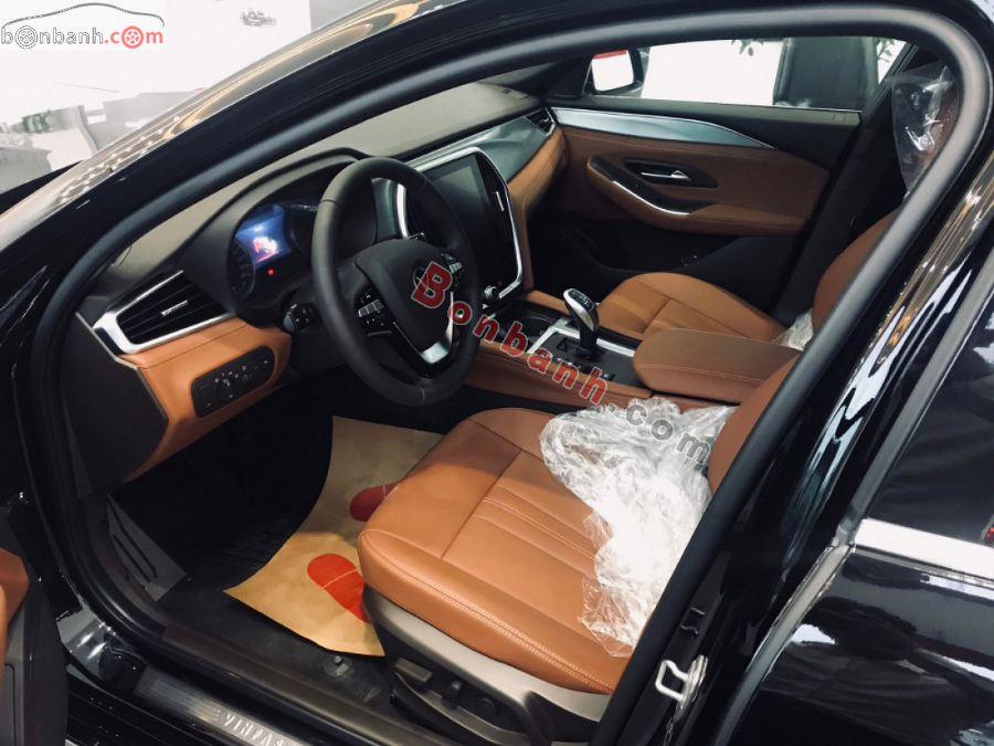 Hàng ghế trước của Vinfast Lux A2.0 2020