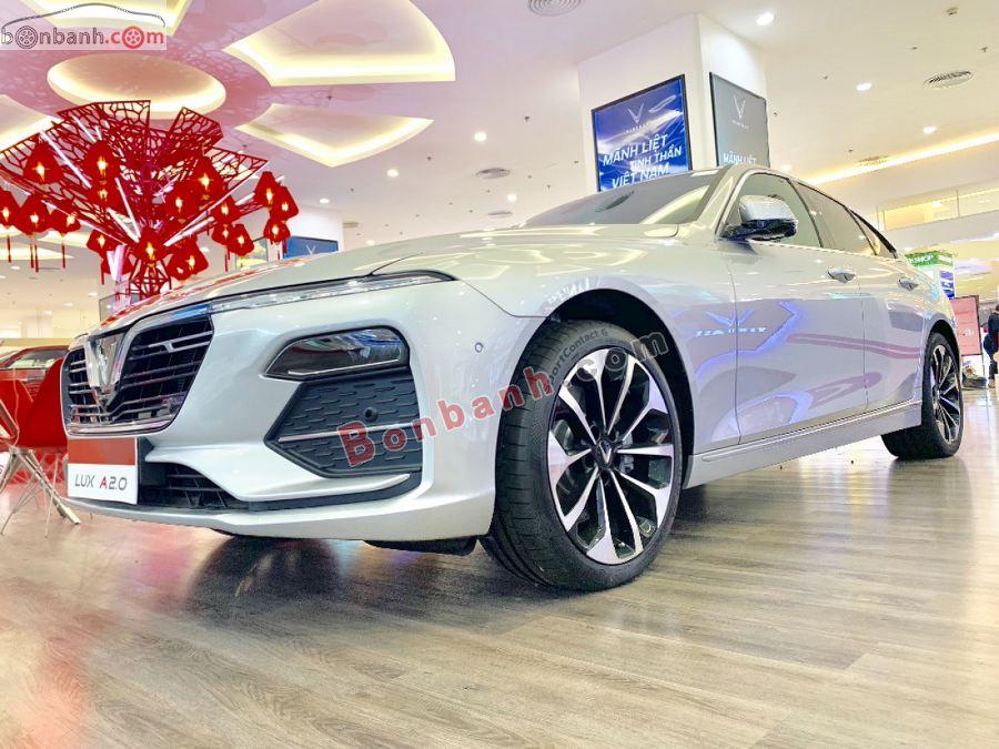 Lazang xe Vinfast Lux A2.0 2020