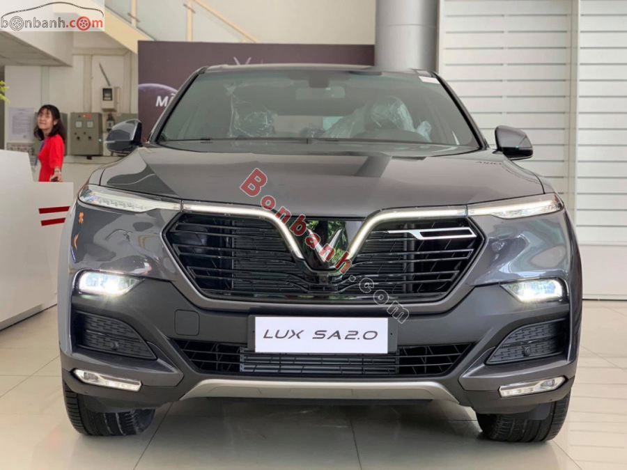 Đầu xe Vinfast Lux SA2.0 2020