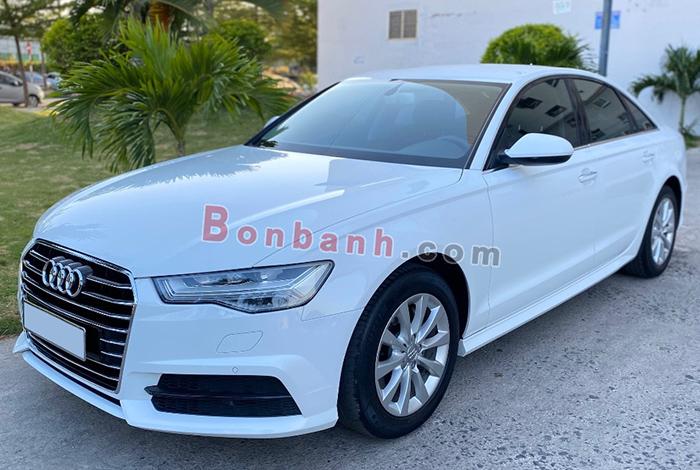 Audi A6 ngoại thất