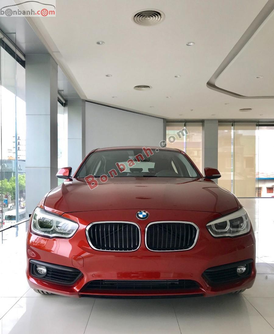 Đầu xe BMW 118i 2020