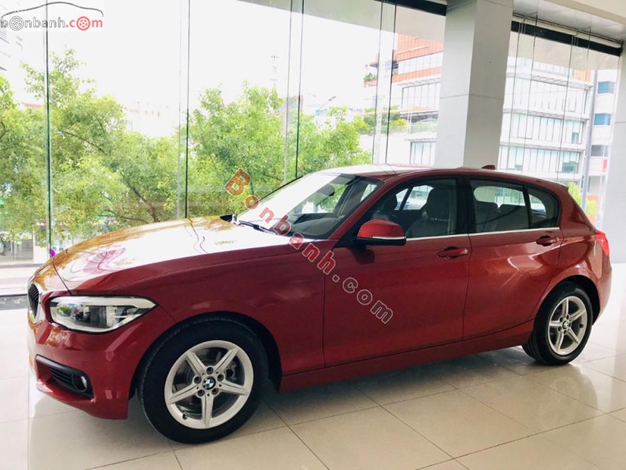 Thân xe BMW 118i 2020