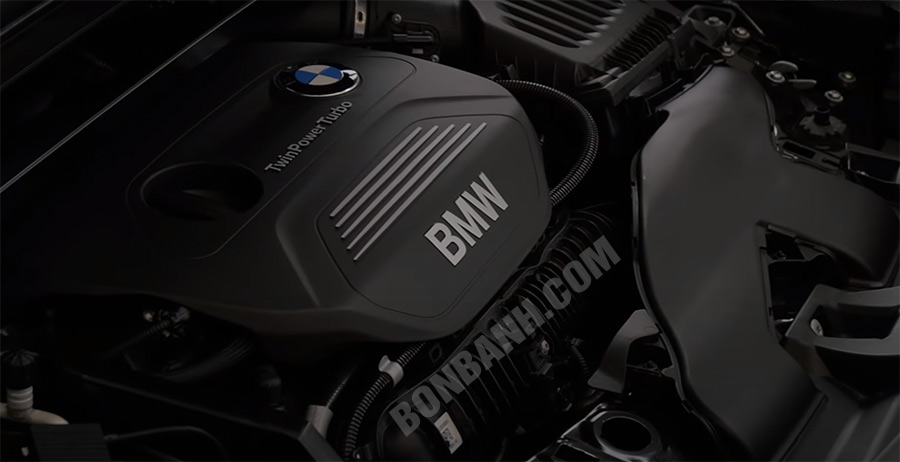 Động cơ xe BMW X1 2020
