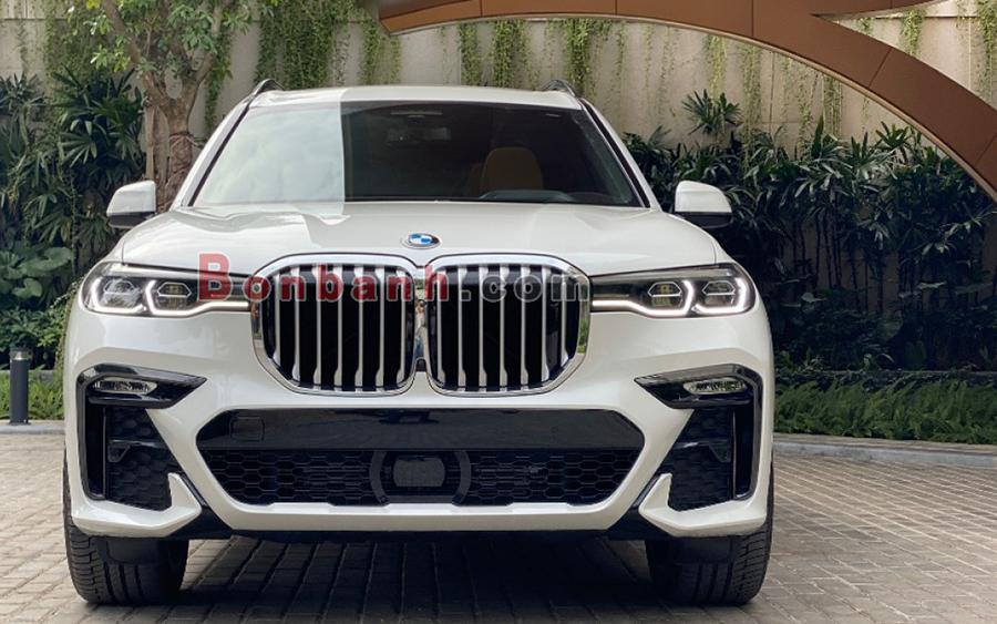 Xe BMW X7 xDrive40i