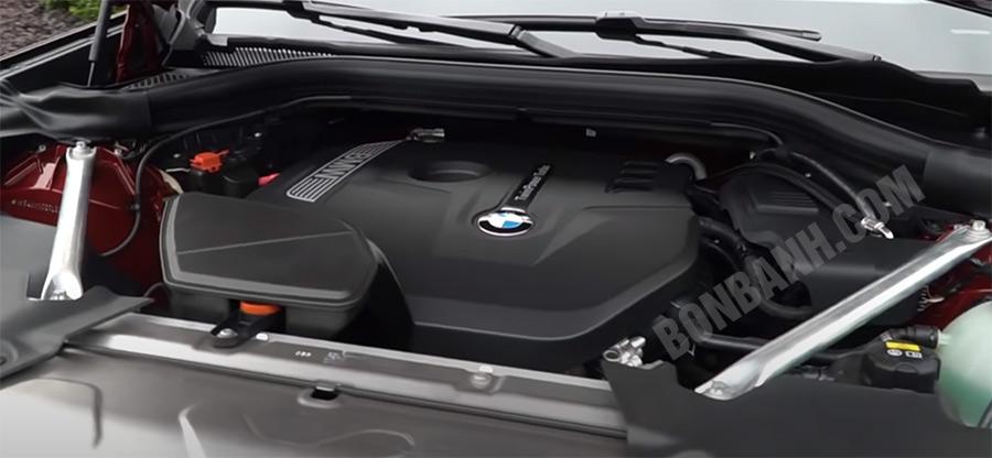 Động cơ xe BMW X4 2020