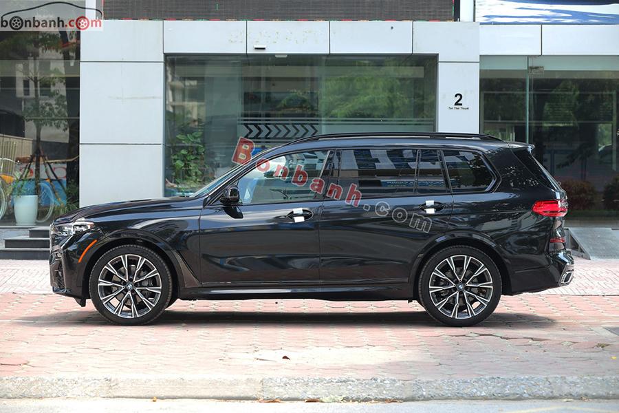 Thân xe BMW X7 2020