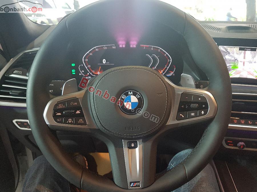 Vô lăng xe BMW X7 2020