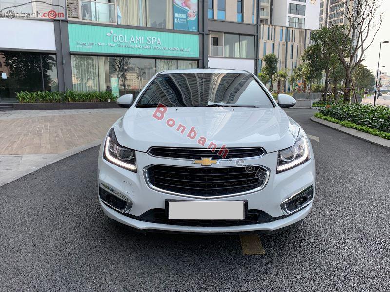 Ngoại thất Chevrolet Cruze