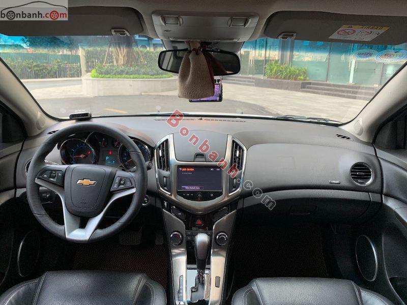 Trang bị tiện nghi trên Chevrolet Cruze