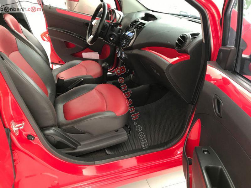 Nội thất Chevrolet Spark 2011 - 2018