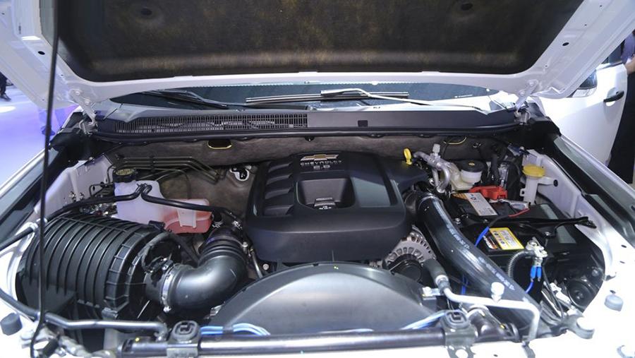 Động cơ xe Chevrolet Trailblazer 2020