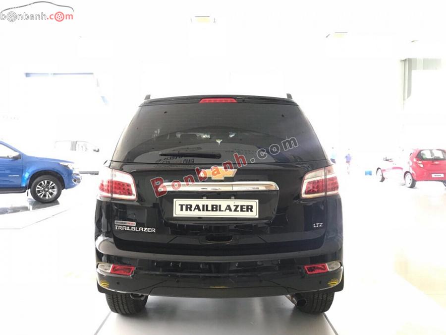 Đuôi xe Chevrolet Trailblazer 2020