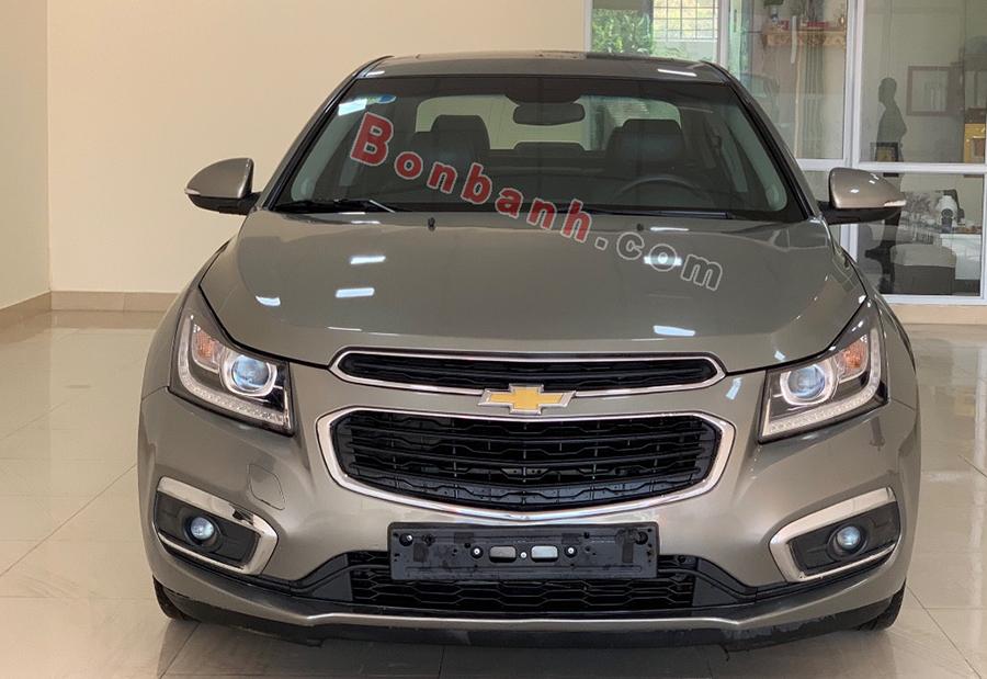xe ô tô Chevrolet Cruze