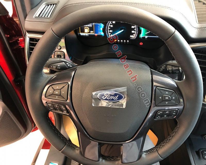 Vô lăng xe Ford Everest 2020
