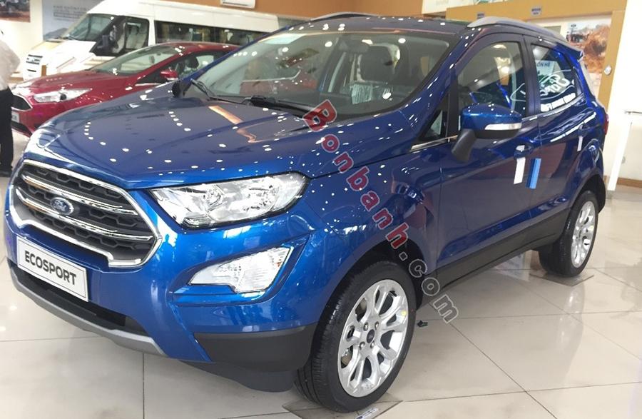 Hình ảnh xe Ford Ecosport 2021