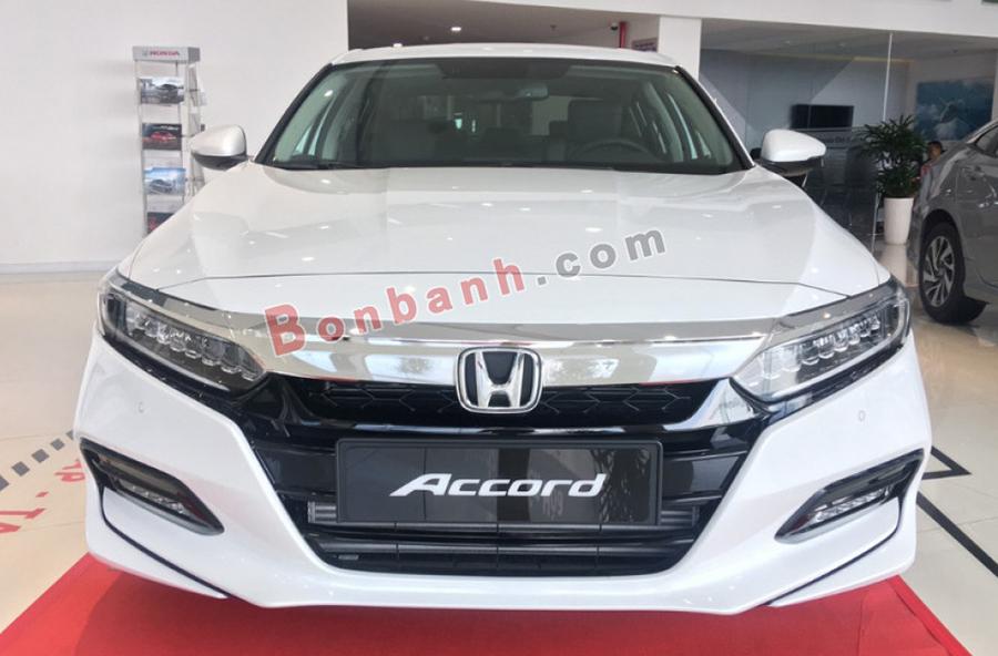 Đầu xe Honda Accord 2020