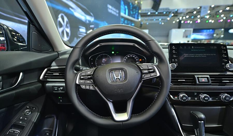 Vô lăng xe Honda Accord 2020