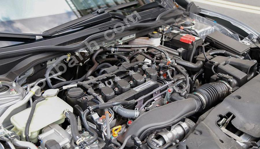 Động cơ Honda Civic 2020