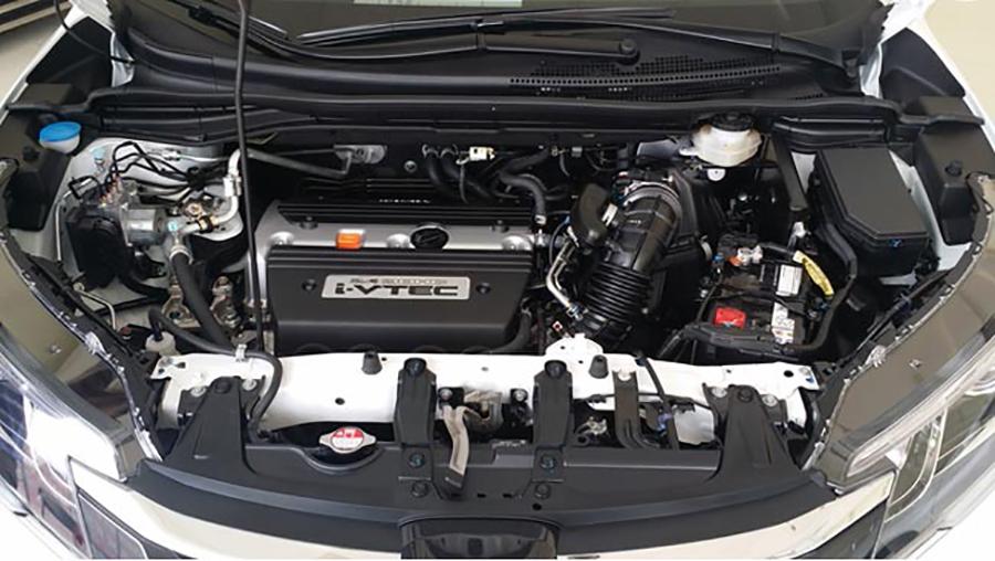 Động cơ xe Honda CRV 2020