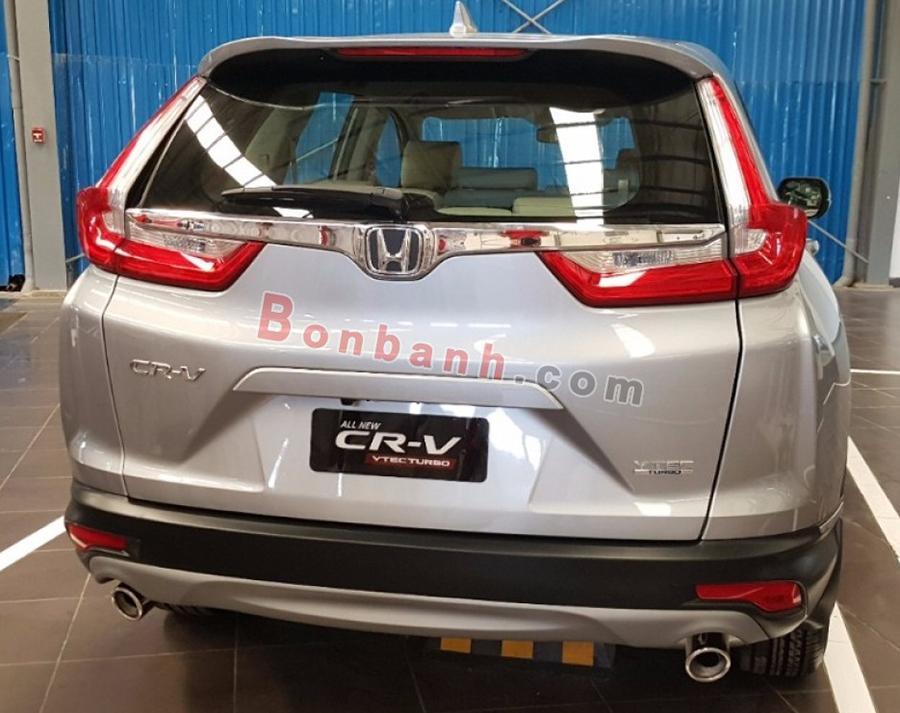 Đuôi xe Honda CRV 2020