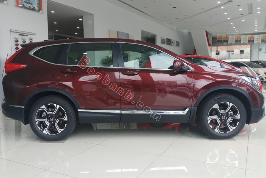 Thân xe Honda CRV 2020