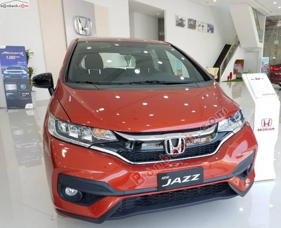 Đầu xe Honda Jazz 2020
