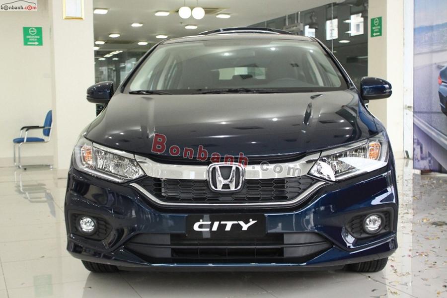 Hình ảnh xe Honda City 2021