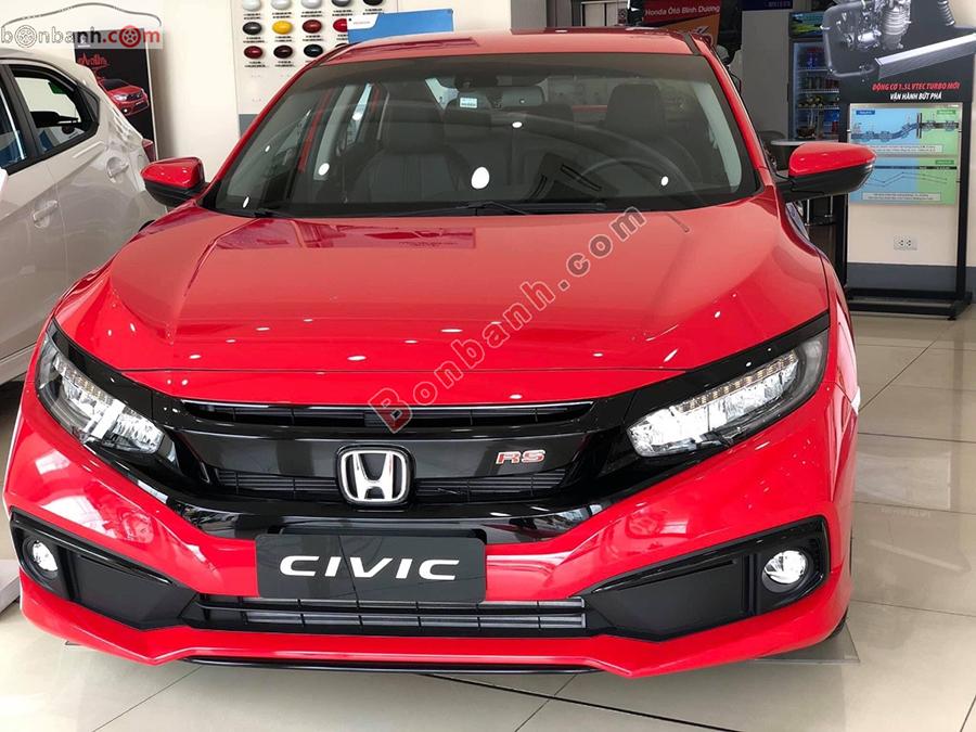 Hình ảnh xe Honda Civic 2021