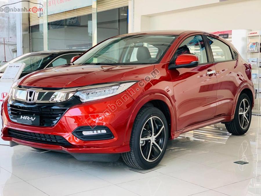 Hình ảnh xe Honda HRV 2021