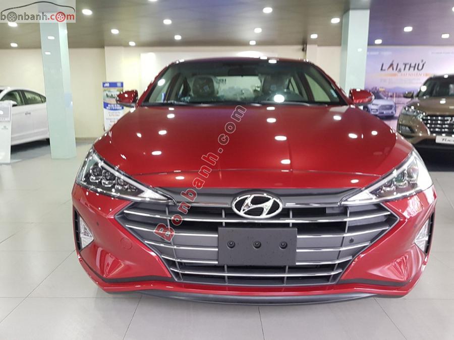 Đầu xe Hyundai Elantra 2020
