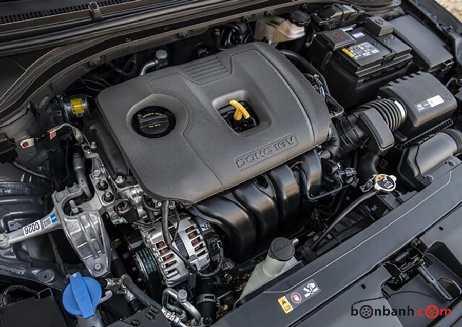 Động cơ Hyundai Elantra 2021