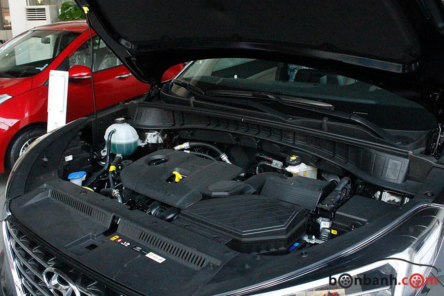 Động cơ Hyundai Tucson 2020
