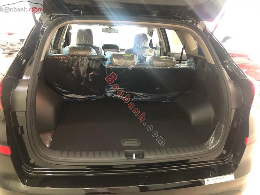 Khoang hành lý Hyundai Tucson 2020
