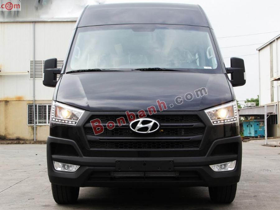 Đầu xe Hyundai Solati 2020