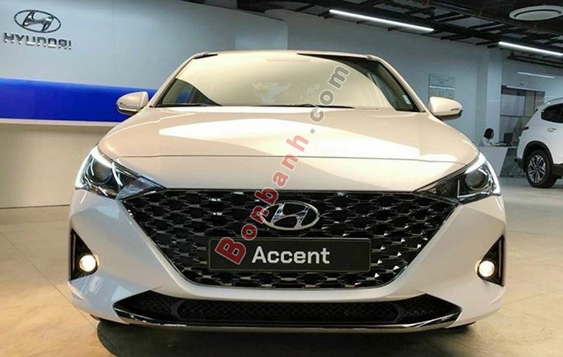 Đầu Xe Hyundai Accent 2021