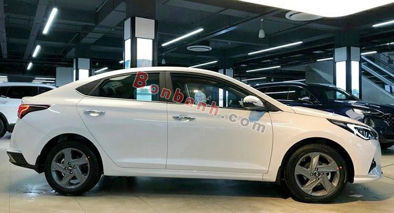 Thân Xe Hyundai Accent 2021