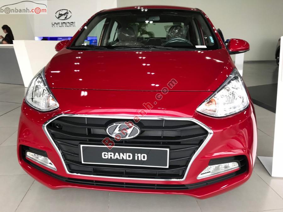 Hình ảnh xe Hyundai i10 Sedan 2021